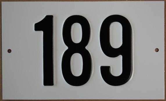 Huisnummerbord laten maken for Huisnummerbord maken
